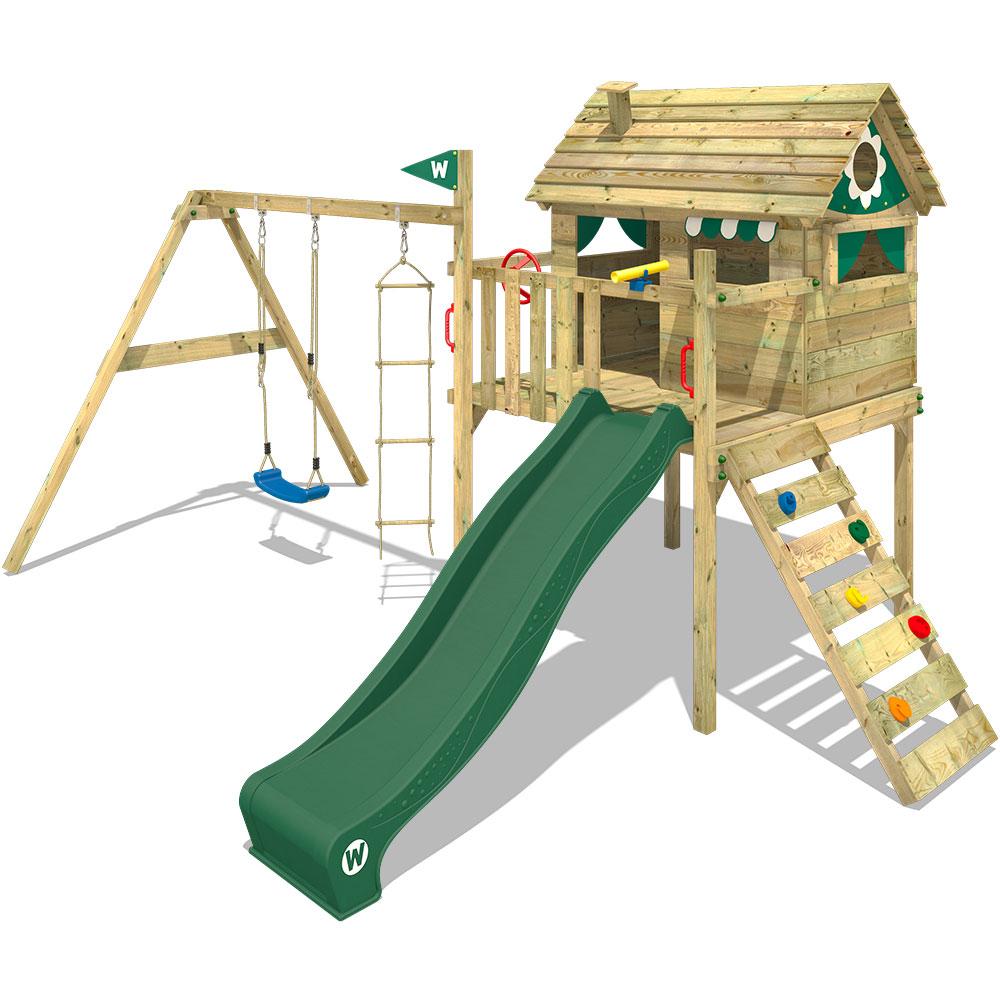 Bilde av Wickey Klatretårn Smart Lodge 120, leketårn
